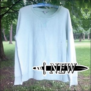 American Eagle Sweatshirt Medium BNWT Unworn Green